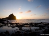 Camel Rock at Sunset, Piha Beach